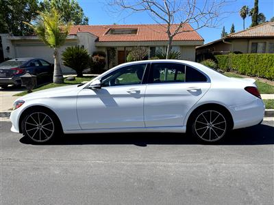 2019 Mercedes-Benz C-Class lease in Northridge,CA - Swapalease.com