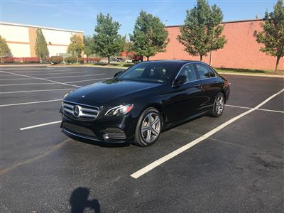 2017 Mercedes-Benz E-Class lease in Columbus,OH - Swapalease.com
