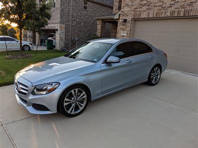 2017 Mercedes-Benz C-Class lease in MCKINNEY,TX - Swapalease.com