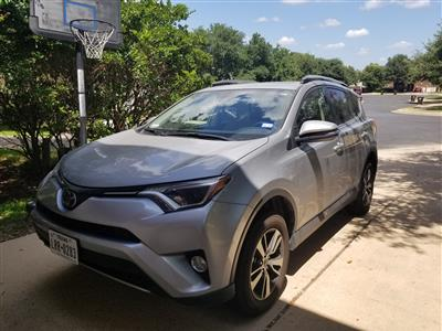 2018 Toyota RAV4 lease in Round Rock,TX - Swapalease.com