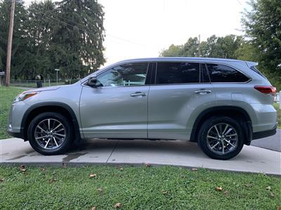 2018 Toyota Highlander lease in Fairmont,WV - Swapalease.com