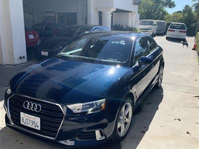 2019 Audi A3 lease in Santa Barbara,CA - Swapalease.com