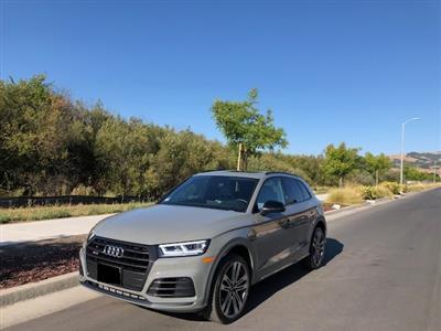 2019 Audi SQ5 lease in SANTA ROSA,CA - Swapalease.com
