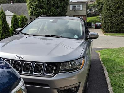 2018 Jeep Compass lease in Haskell,NJ - Swapalease.com