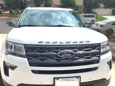 2018 Ford Explorer lease in Chatsworth,CA - Swapalease.com