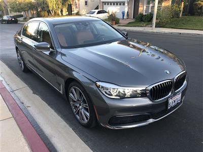 2019 BMW 7 Series lease in Simi Valley,CA - Swapalease.com