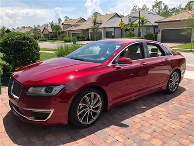 2018 Lincoln MKZ Hybrid lease in Naples,FL - Swapalease.com