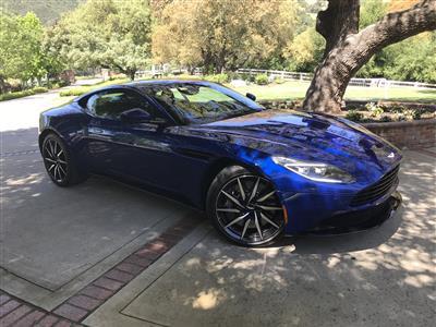 2018 Aston Martin DB11 lease in Temecula,CA - Swapalease.com