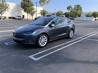 2018 Tesla Model X lease in Lake Forest,CA - Swapalease.com