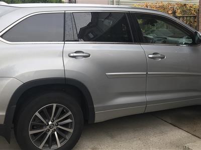 2017 Toyota Highlander lease in Staten isu,NY - Swapalease.com