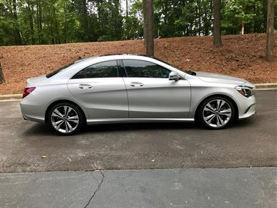 2018 Mercedes-Benz CLA Coupe lease in Youngsville,NC - Swapalease.com