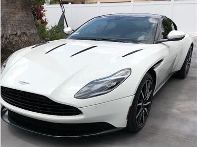 2017 Aston Martin DB11 lease in West Bloomfield,MI - Swapalease.com