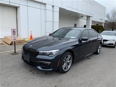 2019 BMW 7 Series lease in New York,NY - Swapalease.com