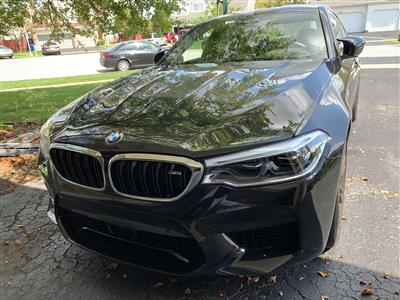 2019 BMW M5 lease in Bartlett,IL - Swapalease.com