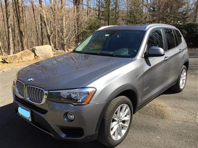2017 BMW X3 lease in Ridgefield,CT - Swapalease.com