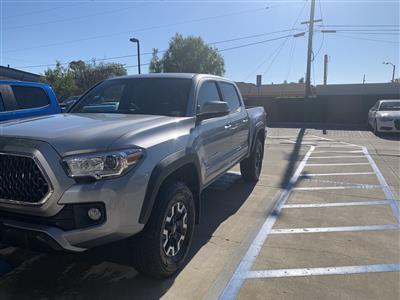 2018 Toyota Tacoma lease in Cerrtios,CA - Swapalease.com