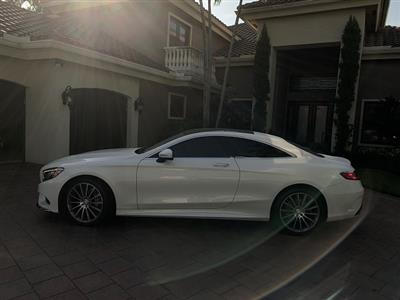 2016 Mercedes-Benz S-Class Coupe lease in Boca Raton,FL - Swapalease.com