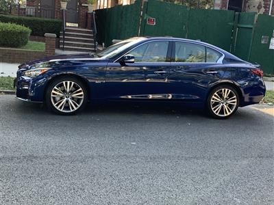 2019 Infiniti Q50 lease in BROOKLYN,NY - Swapalease.com