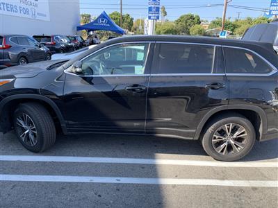 2017 Toyota Highlander lease in Redondo Beach,CA - Swapalease.com