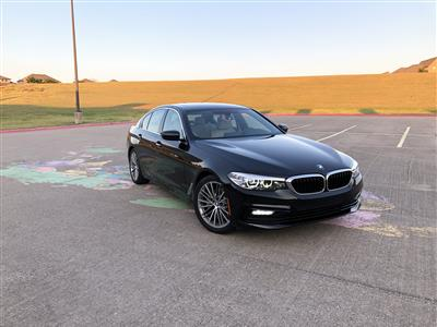 2018 BMW 5 Series lease in Dallas / Ft. Worth,TX - Swapalease.com