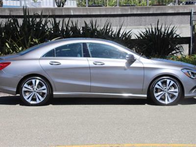 2019 Mercedes-Benz CLA Coupe lease in Walnut Creek,CA - Swapalease.com