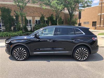 2019 Lincoln Nautilus lease in ROYAL OAK,MI - Swapalease.com
