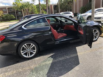 2018 BMW 4 Series lease in Davie ,FL - Swapalease.com