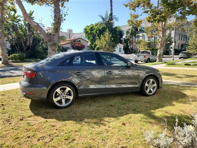 2018 Audi A3 lease in BEVERLY HILLS,CA - Swapalease.com
