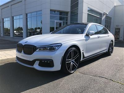 2019 BMW 7 Series lease in Freehold,NJ - Swapalease.com