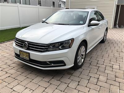 2018 Volkswagen Passat lease in Elmwood Park,NJ - Swapalease.com