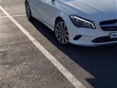 2018 Mercedes-Benz CLA Coupe lease in WESTMINSTER,CO - Swapalease.com