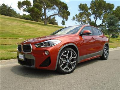 2018 BMW X2 lease in Glendale,CA - Swapalease.com