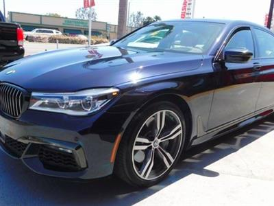 2019 BMW 7 Series lease in Rancho Cucamonga,CA - Swapalease.com