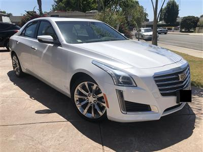 2017 Cadillac CTS lease in Garden Grove,CA - Swapalease.com