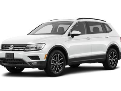 2018 Volkswagen Tiguan lease in Madison,WI - Swapalease.com