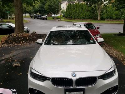 2018 BMW 4 Series lease in Paramus,NJ - Swapalease.com