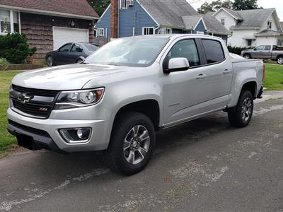 2018 Chevrolet Colorado lease in Copiague,NY - Swapalease.com