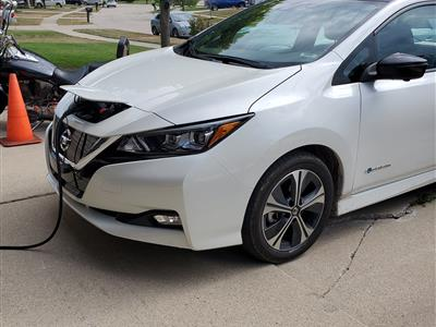 2019 Nissan LEAF lease in New Baltimore,MI - Swapalease.com