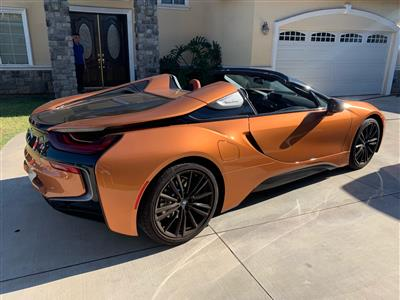 2019 BMW i8 lease in Monterey Park,CA - Swapalease.com