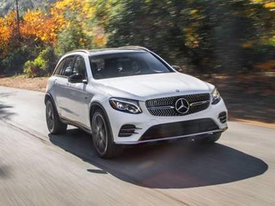 2018 Mercedes-Benz GLC-Class lease in Granada Hills,CA - Swapalease.com