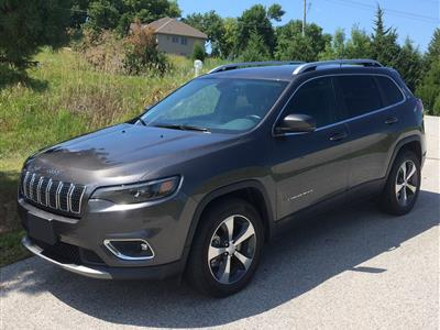 2019 Jeep Cherokee lease in Minneapolis,MN - Swapalease.com