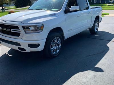 2019 Ram 1500 lease in Byron Center,MI - Swapalease.com