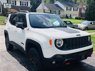 2018 Jeep Renegade lease in Wilmington,DE - Swapalease.com