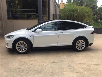 2018 Tesla Model X lease in Beverly Hills,CA - Swapalease.com