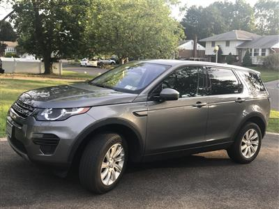 2018 Land Rover Discovery Sport lease in Commack,NY - Swapalease.com