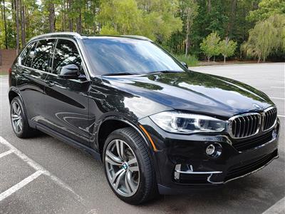 2018 BMW X5 lease in Leland,NC - Swapalease.com
