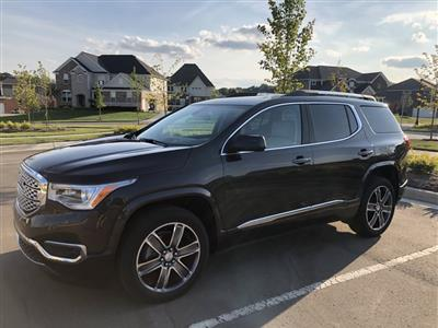 2018 GMC Acadia lease in Lake Orion,MI - Swapalease.com