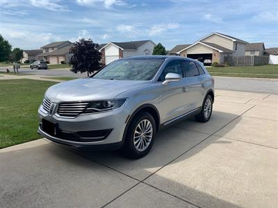 2017 Lincoln MKX lease in Woodridge,IL - Swapalease.com