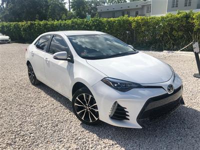 2019 Toyota Corolla lease in Miami,FL - Swapalease.com