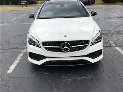 2018 Mercedes-Benz CLA Coupe lease in Ann Arbor,MI - Swapalease.com